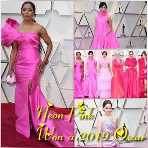 Dresses & Skirts - Pink On Trend Oscars Prom Dresses Hot Gowns